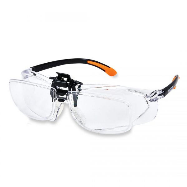 7e85334711c ... Carson Magnifying Safety Glasses - 2.5 Diopter + 1.5x ...