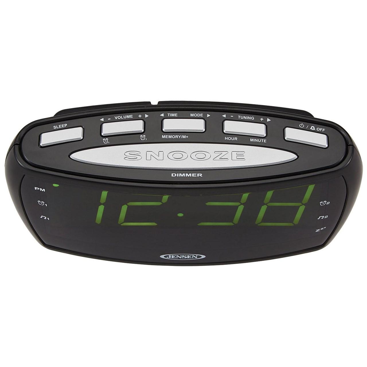Dual digital clock