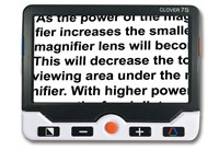 Clover 7s Handheld Video Magnifier