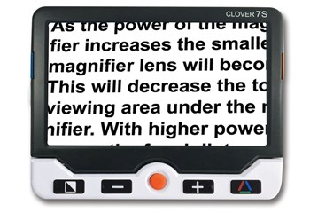 Maxiaids Clover 7 Handheld Video Magnifier