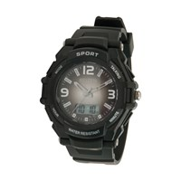 Reizen Digital Analog Talking Water-Resistant Watch- English
