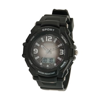 Reizen Digital Analog Talking Water-Resistant Watch - English