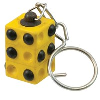 Braille Pocket Keychain Learning Tool