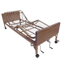Multi-Height Manual Bed