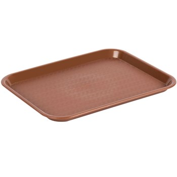Cafeteria Tray - Brown - 10 x 14