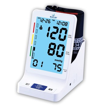 Advanced Talking Blood Pressure Monitor