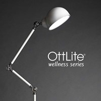 Ott-Lite Revive LED Floor Lamp - White