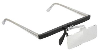 Magni-Specs Magnifier 2.75 x 6 in.