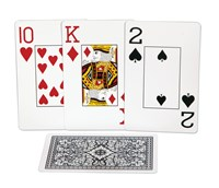 Royal 100 percent Plastic Playing Cards