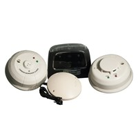 Medallion Smoke Detector and CO2 Safety Kit