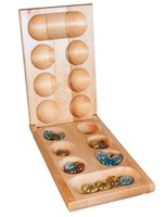 Mancala The Game of Collecting Gemstones