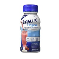 Ensure Immune Health - Strawberry 8-oz bottles- 24-case