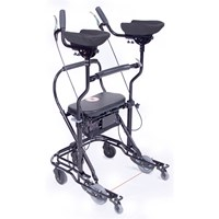 U-Step Walker with Arm Platform Attachment