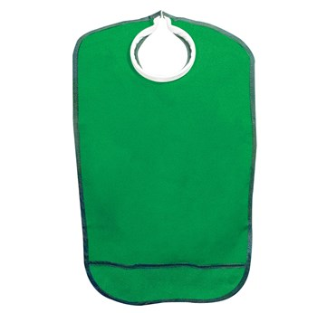 Quick Bib Clothing Protector- Medium Forest Green