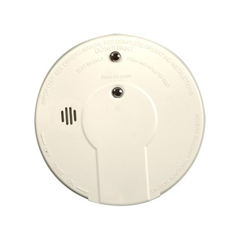 Kidde Battery Operated T3 Smoke Alarm with Hush