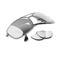 Hydrotac Stick-On Bifocal Reading Lenses - 1.25