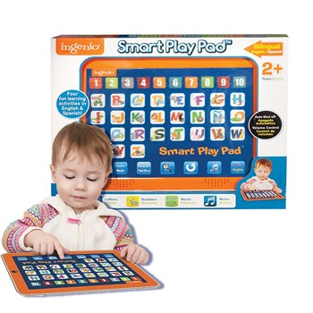 Smart Play Pad Braille - Modified by MaxiAids