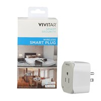 Vivitar Wifi Smart Plug with Timers