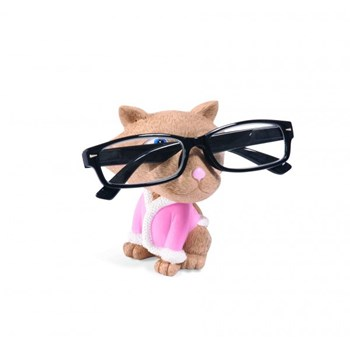 Eyeglass Holder- Cat