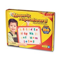 Magnetic Alphaboard
