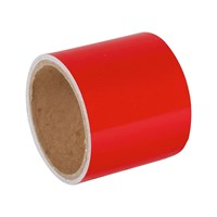 Low Vision Reflective Adhesive Tape- Red