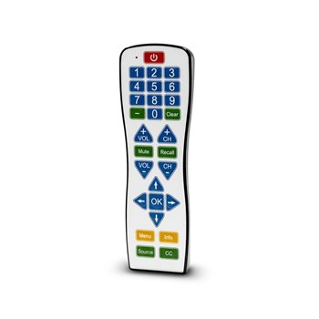 EZ Clean Learning Universal Remote