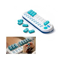 Hims Taptilo 2.0 Plus Braille Instructional Device- Newest Version
