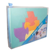 Fish and Ship Soft Foam Puzzles