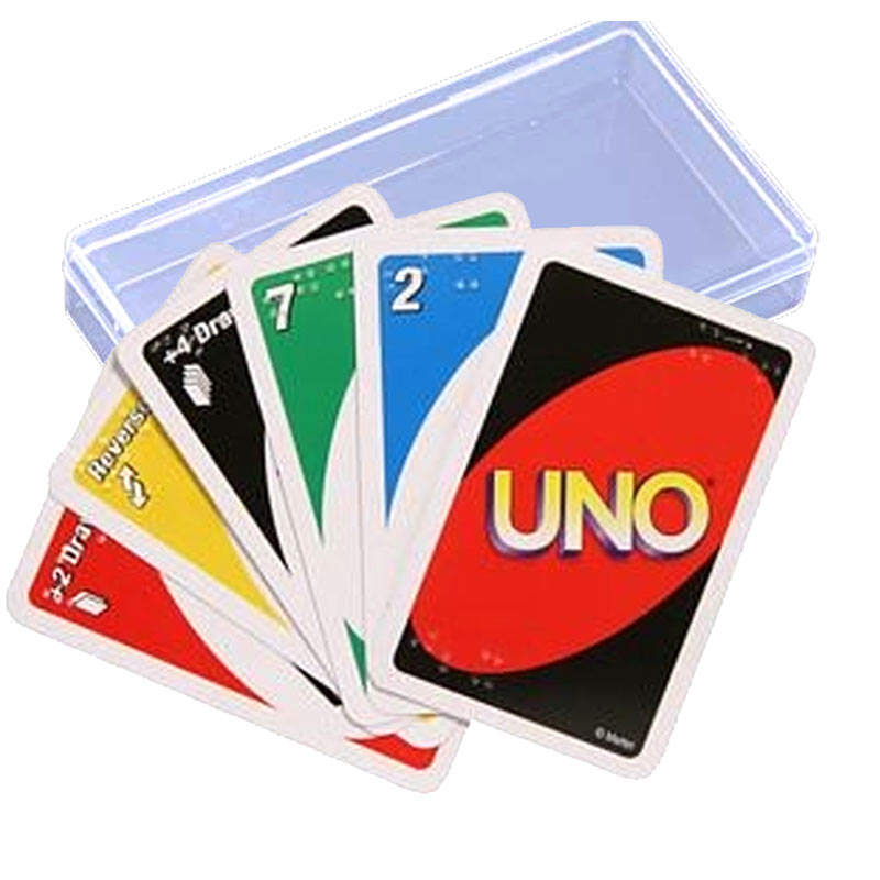 Uno card game rules