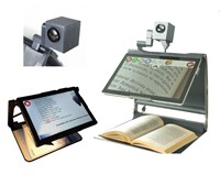 Mercury 12 Laptop Tablet Magnifier with Distance Camera