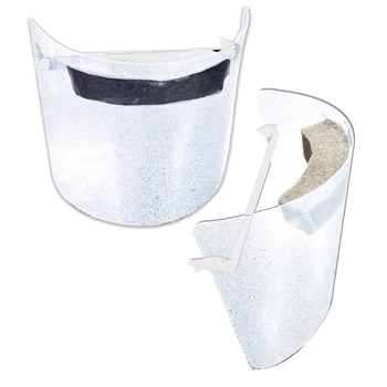 Pandemic Face Shields - 2 Pack