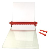 32 Cell Braille Writer with Stand