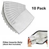 10 Pack Replacement Filter for Mask Gasket