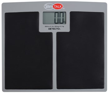 Talking Scale XL - English + Spanish -Weighs Up To 550lbs