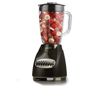 12 SPEED COUNTERTOP BLENDER- BLACK
