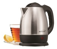 1.2 L STAINLESS STEEL ELECTRIC CORDLESS TEA KETTLE