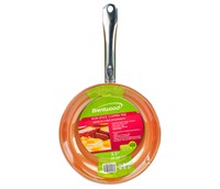COPPER INDUCTION NON-STICK 9.5 INCH PAN