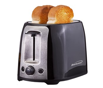 2-SLICE COOL TOUCH TOASTER