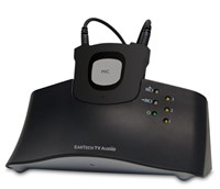 EarTech TV Audio System with Neckloop