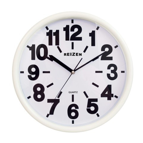 reizen-low-vision-quartz-wall-clock-white-face-black-no