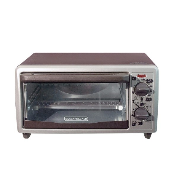 tactile-toaster-oven-broiler-gray-front-with-mocha-brown-casing