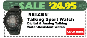 Talking Sport Watch