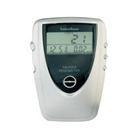 Talking Pedometer with Alarm Clock