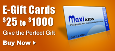 MaxiAids eGift Cards