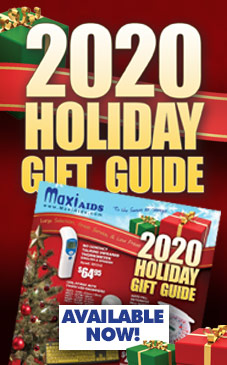 MaxiAids Holiday Catalog 2020