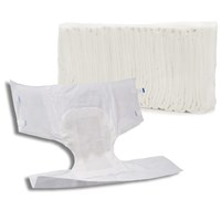 Attends Breathable Briefs Economical Full Coverage Incontinence Protection