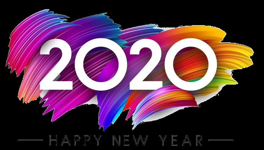 Image result for 2020 new year logos""