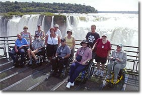 Image result for images of travel groups in wheelchair""