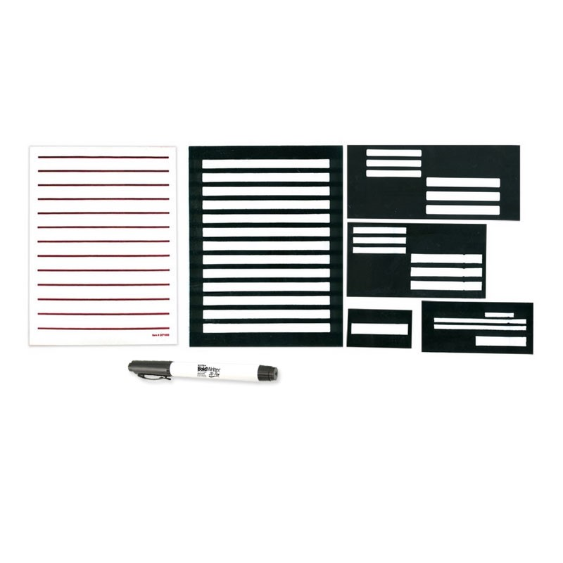 metal-writing-guide-kit-with-boldwriter-20-pen-and-low-vision-paper