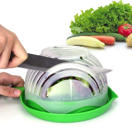 EZ Salad Slicer Bowl